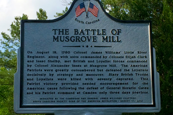 Musgrove Mill